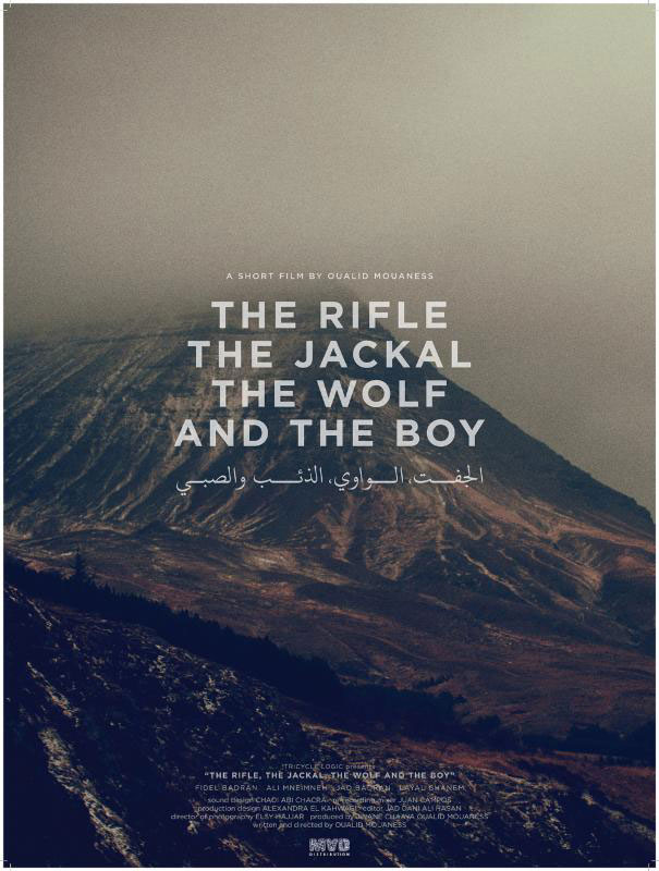 The Rifle, the Jackal, the Wolf and the Boy Poster