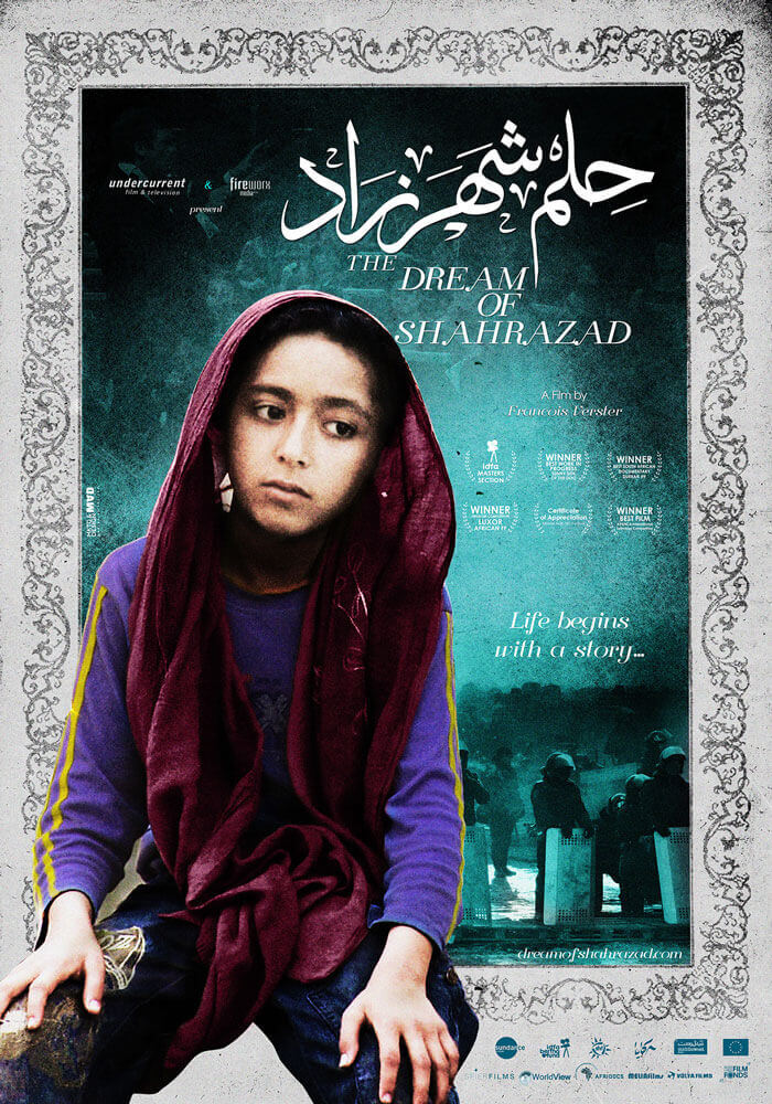 The Dream of Shahrazad Poster