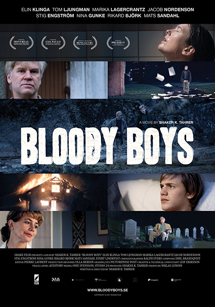 Bloody Boys Poster