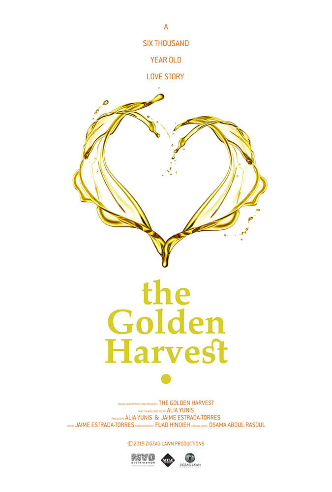 The Golden Harvest Poster