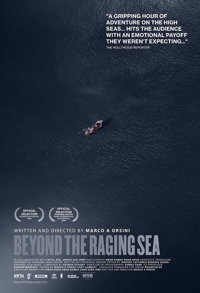 Beyond the Raging Sea Film