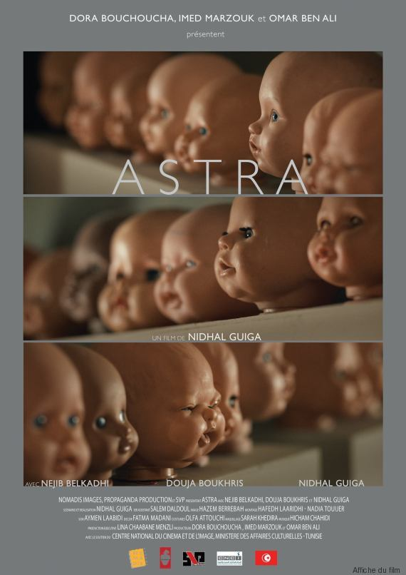 Astra Poster