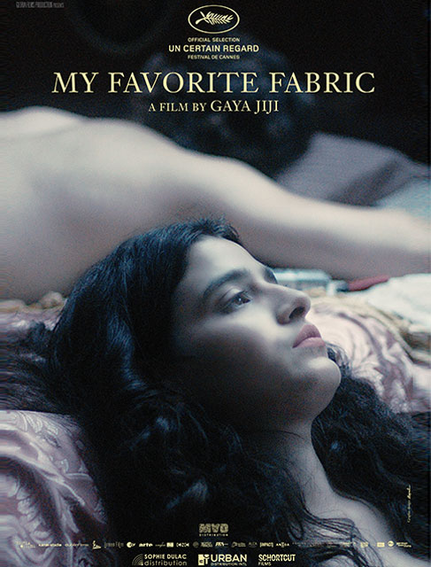My Favorite Fabric  Poster
