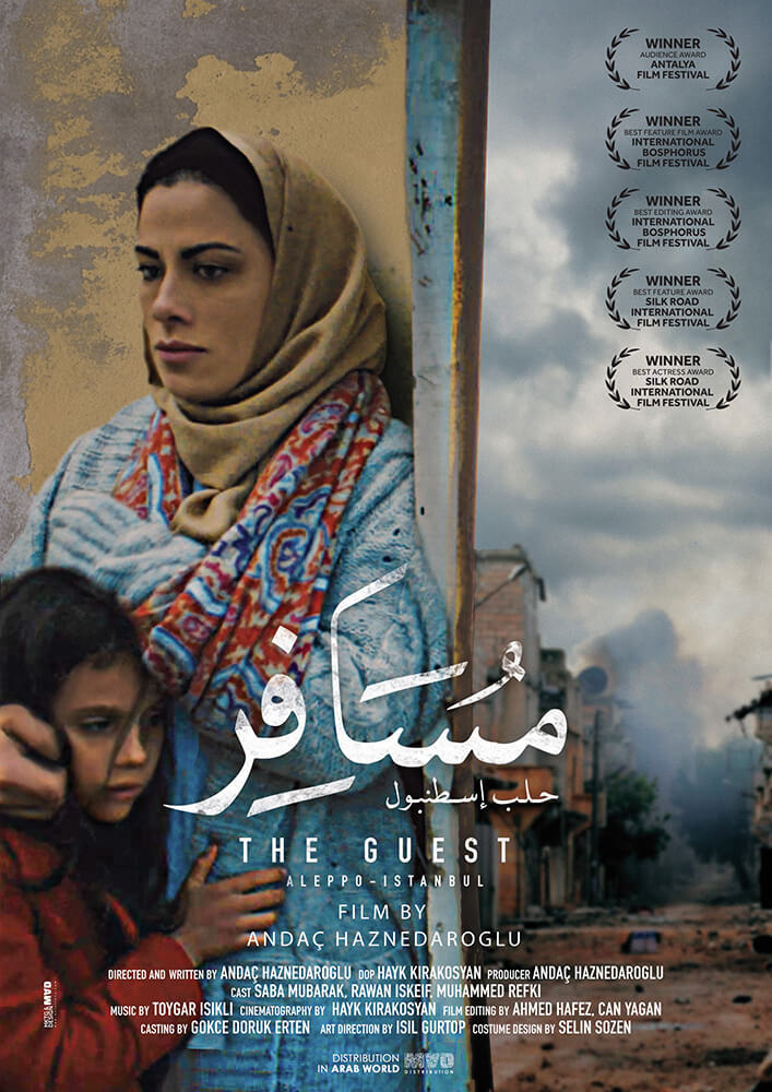 The Guest: Aleppo-Istanbul Film