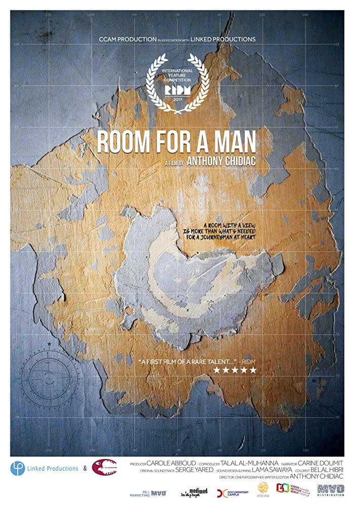 Room for a Man Poster