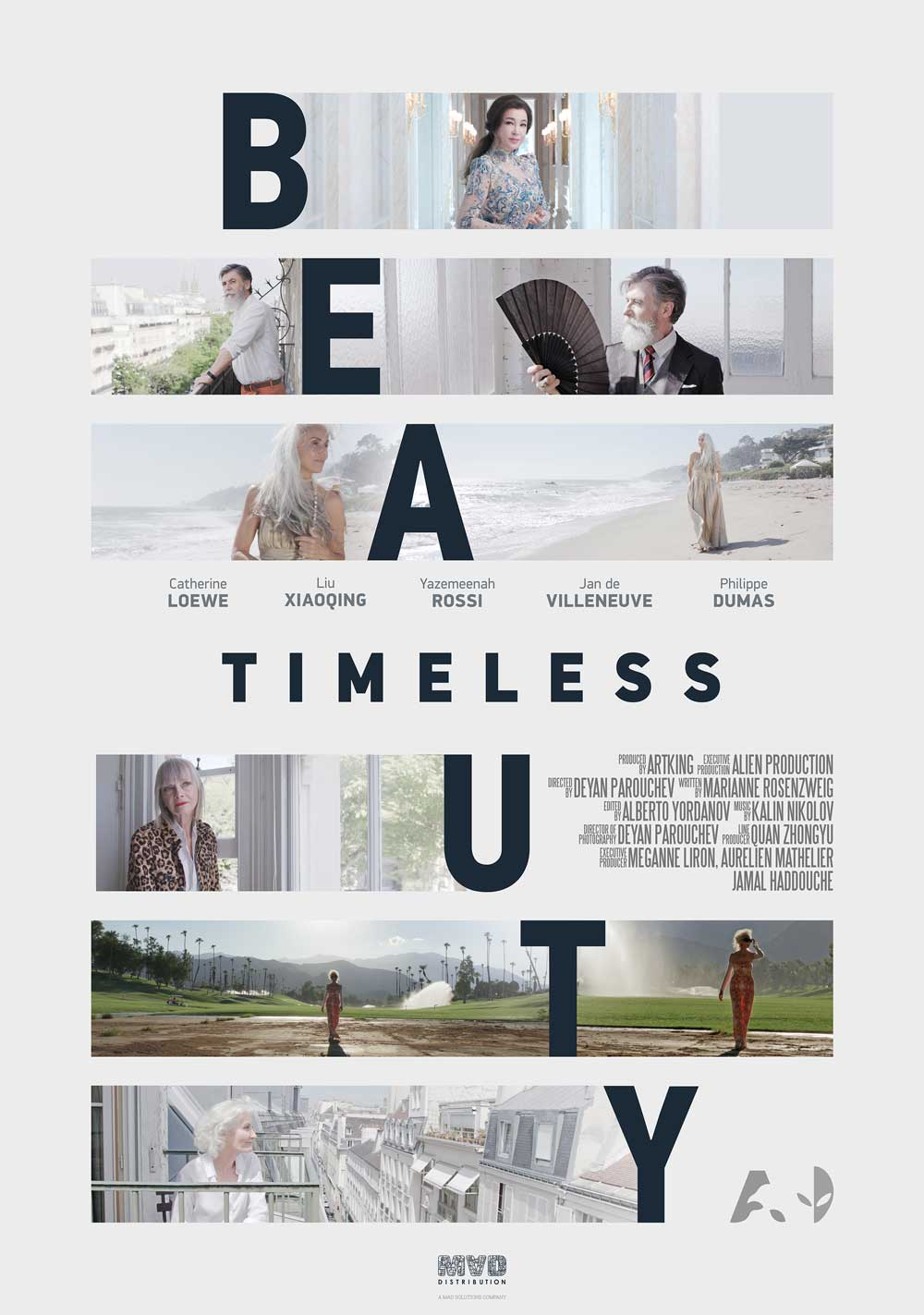 Timeless Beauty Poster