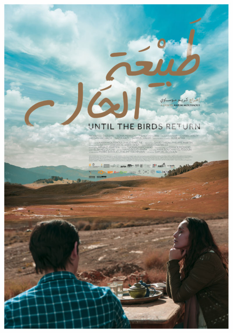 Until the Birds Return Poster